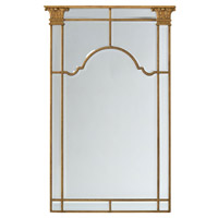 John Richard Corinthian Mirror in Old Gold JRM-0725