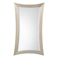 John Richard Signature Mirror in Champagne Leaf JRM-0733