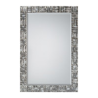 John Richard JRM-0734 Multi Smoked 61 X 42 inch Wall Mirror