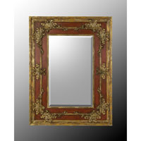 John Richard Rectangular Mirror in Other JRM-515