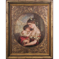 John Richard Figurative Wall Decor Oils And Original Art JRO-1444