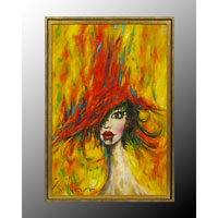 John Richard Figurative Wall Art - Oils  JRO-2266