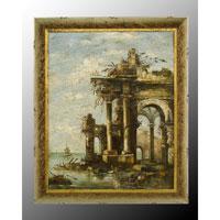 John Richard Architectural Wall Decor Oils And Original Art JRO-2274