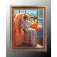 John Richard Figurative Wall Decor Oils And Original Art JRO-2319