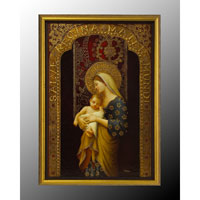 John Richard Figurative Wall Decor Oils And Original Art JRO-2393