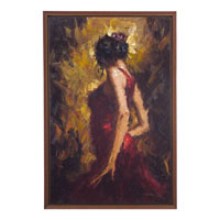 John Richard Figurative Wall Decor Oils And Original Art JRO-2533