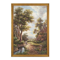 John Richard Landscape Wall Decor Oils And Original Art JRO-2544