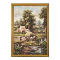 John Richard Landscape Wall Decor Oils And Original Art JRO-2545