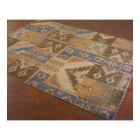 John Richard Rug Decorative Accessory in Desert Green JRR-0139