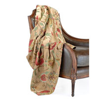 John Richard Throw Decorative Accessory in Floral JRS-01-0304