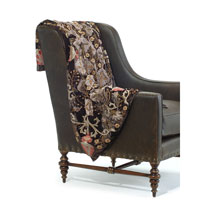 John Richard Throw Decorative Accessory in Floral JRS-01-0313