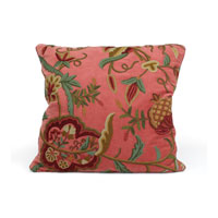 John Richard Pillow Decorative Accessory in Floral JRS-03-3087