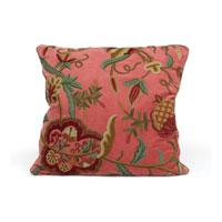 John Richard Pillow Decorative Accessory in Floral JRS-03-3087 photo thumbnail