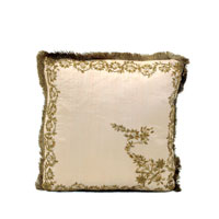 John Richard Pillow Decorative Accessory in Bronze JRS-03-3120