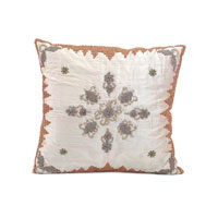 John Richard Pillow Decorative Accessory in Beige JRS-03-3121