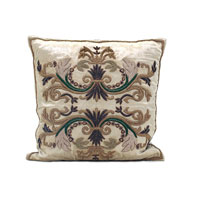 John Richard Pillow Decorative Accessory in Beige JRS-03-3132