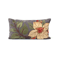 John Richard Pillow Decorative Accessory in Floral JRS-03-3156