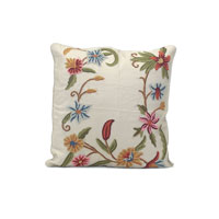 John Richard Pillow Decorative Accessory in Floral JRS-03-3184