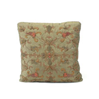 John Richard Pillow Decorative Accessory in Coral JRS-03-3200