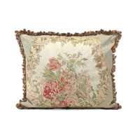 John Richard Pillow Decorative Accessory in Floral JRS-03-3213