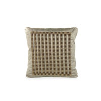 John Richard Pillow Decorative Accessory in Bronze JRS-03-3245