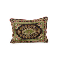 John Richard Accessories Pillow in Black  JRS-03-3252