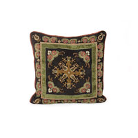 John Richard Pillow Decorative Accessory in Black JRS-03-3253