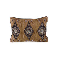 John Richard Pillow Decorative Accessory in Bronze JRS-03-3255