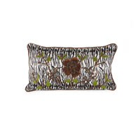 Pillow Floral Decorative Accessory
