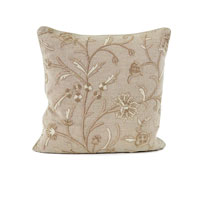 John Richard Pillow Decorative Accessory in Beige JRS-03-3278
