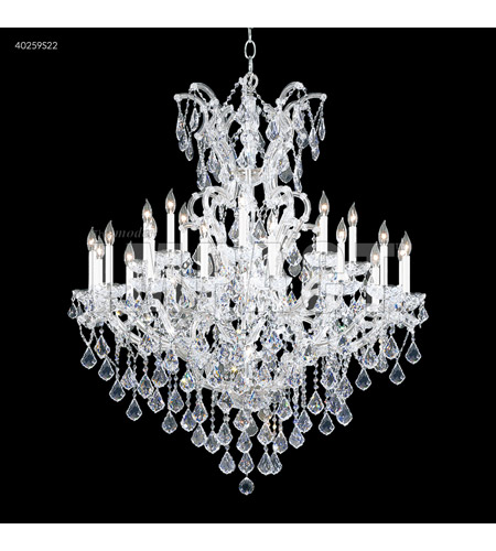 James R. Moder Crystal Foyer Pendants