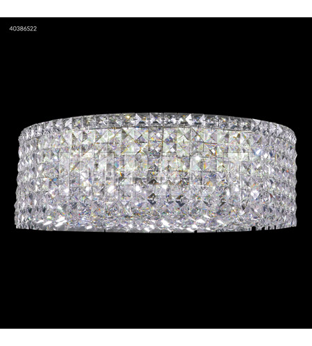 James R. Moder 40386S22 Contemporary 12 Light 20 inch Silver Flush Mount Ceiling Light photo thumbnail