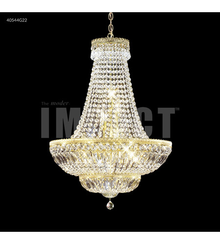 James R. Moder Crystal Imperial Chandeliers
