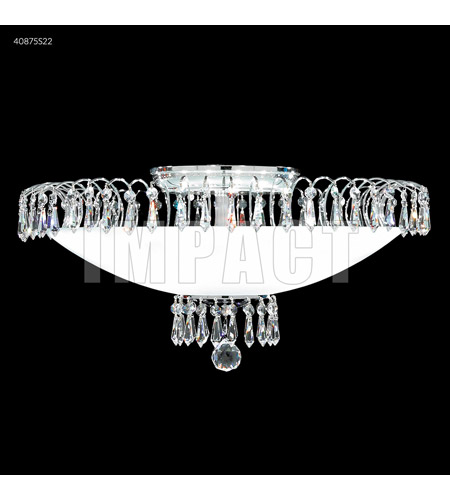 James R. Moder 40875S22 Contemporary 8 Light 22 inch Silver Chandelier Ceiling Light photo thumbnail