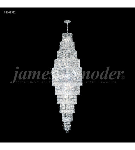 James R. Moder 92168S22 Prestige 28 Light 20 inch Silver Entry Chandelier Ceiling Light photo thumbnail