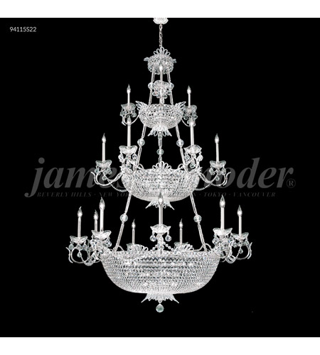 James r Moder Gold Princess Chandeliers