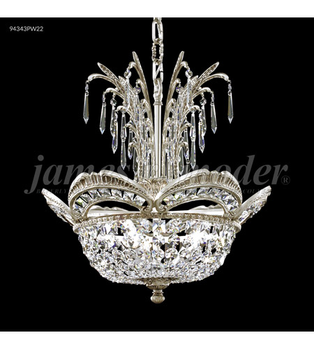 Pewter Dynasty Chandeliers