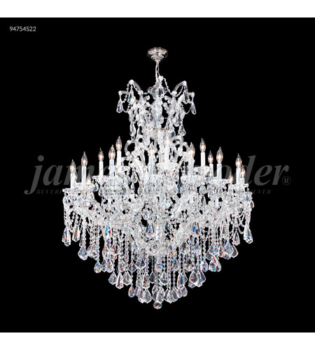 James R Moder 94754gl00 Maria Theresa Royal Collection 25 Light 46 Inch Gold Re Entry Chandelier Ceiling