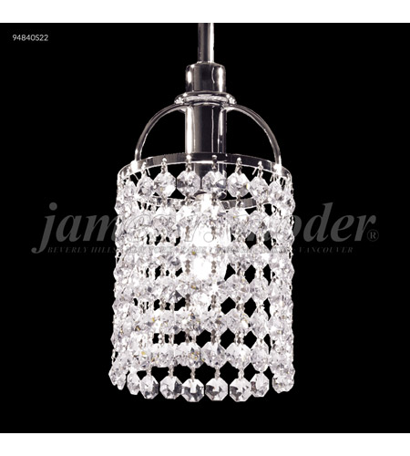 James R. Moder 94840S22 Tekno Mini 1 Light 4 inch Silver Pendant Ceiling Light photo thumbnail