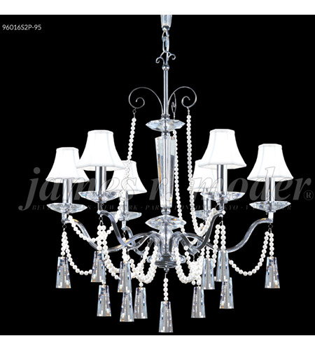 James R. Moder Pearl Chandeliers