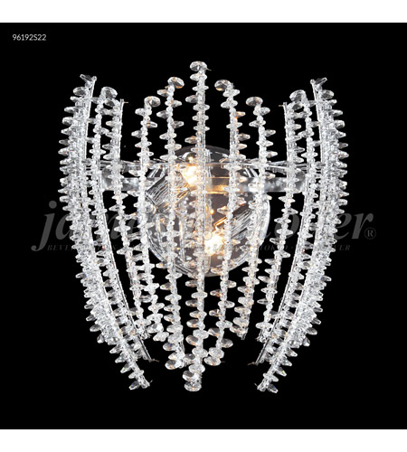 James R. Moder 96192S22 Continental Fashion 2 Light 13 inch Silver Mini Chandelier Ceiling Light photo thumbnail