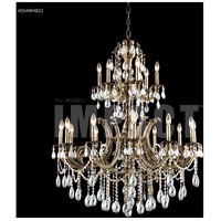 James R. Moder 40048MB22 Monaco 12 Light 30 inch Monaco Bronze Chandelier Ceiling Light