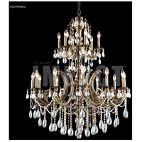 James R. Moder 40049MB22 Monaco Cast Brass Collection 18 Light 39 inch Monaco Bronze Chandelier Ceiling Light