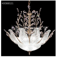 James R. Moder 40088G11 Florian 12 Light 25 inch Gold Chandelier Ceiling Light