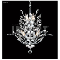 James R. Moder 40106S22 Regalia 7 Light 21 inch Silver Crystal Chandelier Ceiling Light