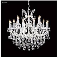 Maria Theresa 19 Light 37 inch Silver Chandelier Ceiling Light