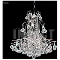 Cascade 11 Light 22 inch Silver Chandelier Ceiling Light