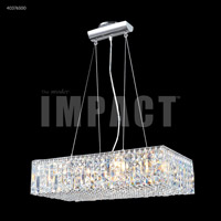 James R. Moder 40376S00 Contemporary Collection 16 Light 14 inch Silver Chandelier Ceiling Light