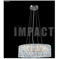 James R. Moder 40396S22 Contemporary Collection 15 Light 20 inch Silver Chandelier Ceiling Light