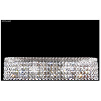 James R. Moder 40536S00 Imperial 4 Light Silver Vanity Bar Wall Light Impact
